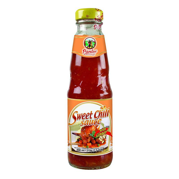 Pantai Sweet Chilli Sauce With Ginger 200Ml - Longdan Official Online Store