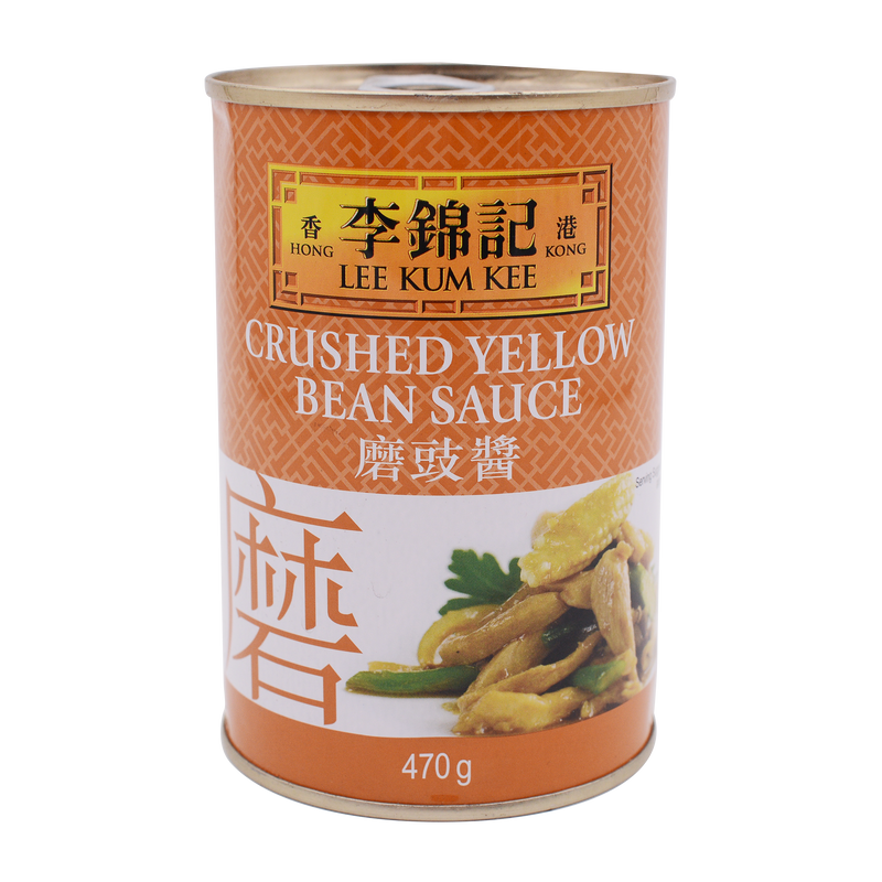 Lee Kum Kees Crushed Yellow Bean Sauce 470g - Longdan Online Supermarket