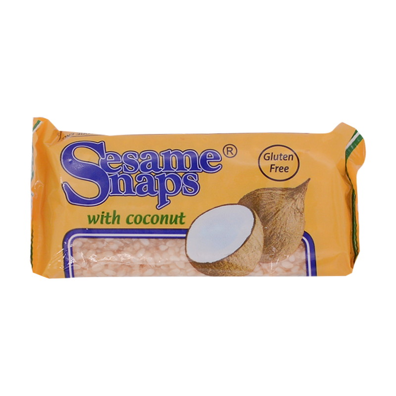 Sesame Snaps with coconut - Longdan Offical Online Store - UK Cash & Carry