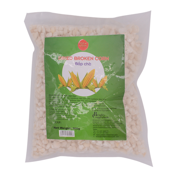 Dried Broken Corn 300g - Longdan Online Supermarket