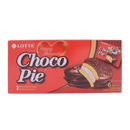 Lotte Choco Pie 168G(6pk) - Longdan Offical Online Store - UK Cash & Carry
