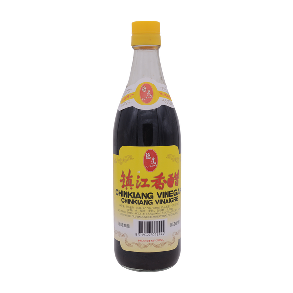 Chinkiang Vinegar 550ml - Longdan Online Supermarket