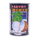 Savoy Coconut Cream 400ml - Longdan Online Supermarket