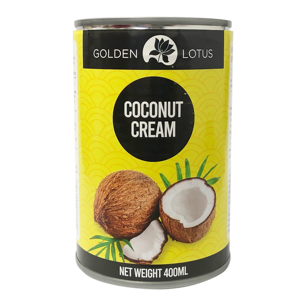 Golden Lotus Coconut Cream 400ml (20-22%)