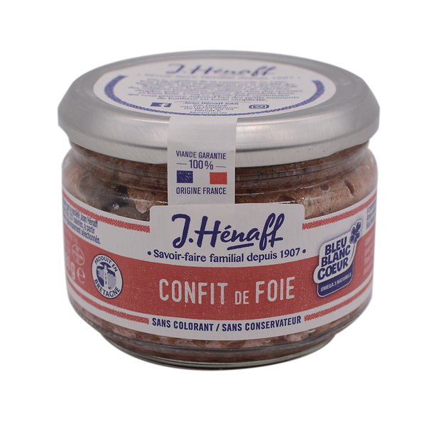 Hernaff Breton Country Pate (High Quality) 180g - Longdan Online Supermarket