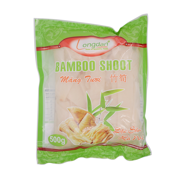 Longdan Sliced Bamboo Shoot 500g - Longdan Online Supermarket