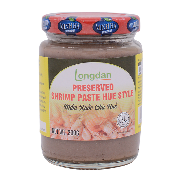 Longdan Preserved Shrimp Paste Hue 200g - Longdan Official Online Store
