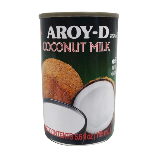 Aroy-D Coconut Milk 165ml - Longdan Online Supermarket