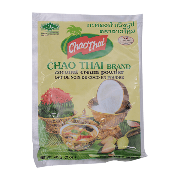 Chao Thai Coconut Cream Powder 60g - Longdan Online Supermarket