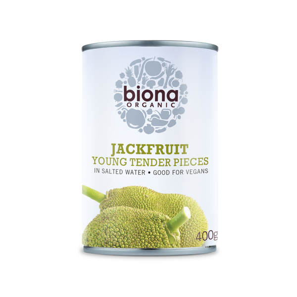 BIONA Organic Young Jackfruit in Salted Water 400g - Longdan Online Supermarket