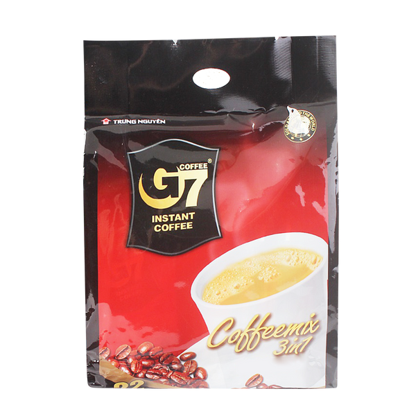 Trung Nguyen G7 Coffee 3 in 1 (352g) - Longdan Offical Online Store - UK Cash & Carry