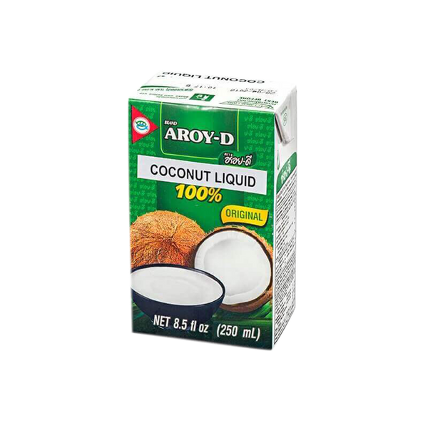 Aroy-D Coconut Milk Original 250ml