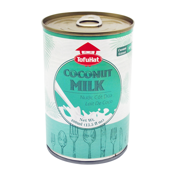 Tofuhat Coconut Milk 400Ml - Longdan Online Supermarket