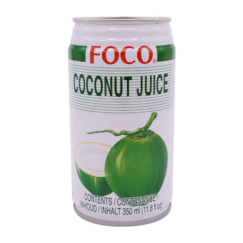 Foco Coconut Juice 350ml - Longdan Online Supermarket