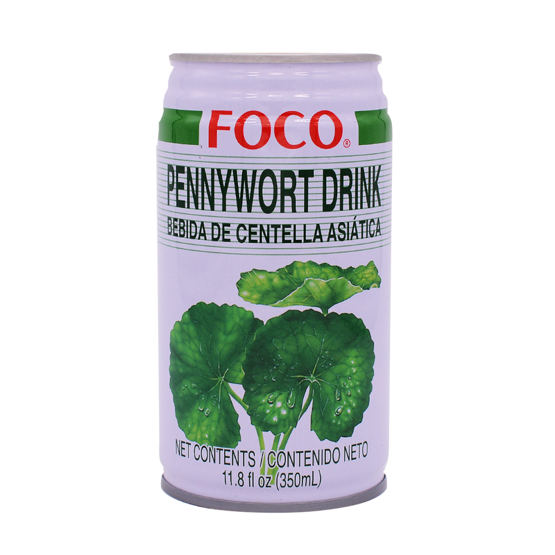 Foco Pennywort Drink 350Ml - Longdan Offical Online Store - UK Cash & Carry