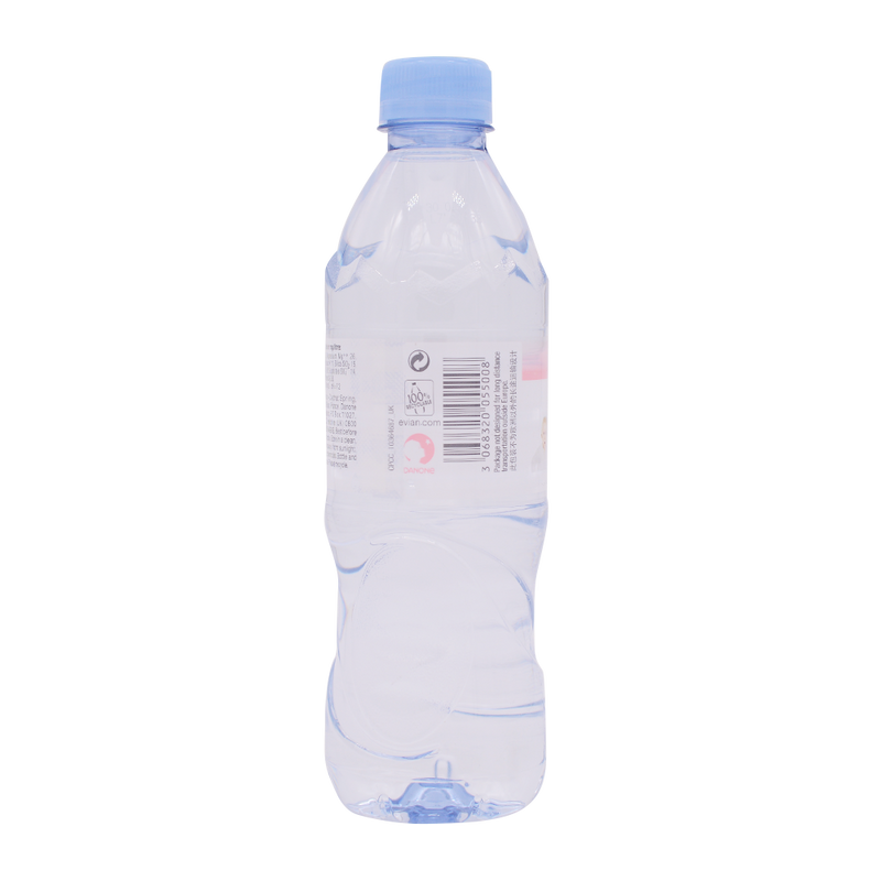 Evian Natural Still Water 500Ml - Longdan Online Supermarket