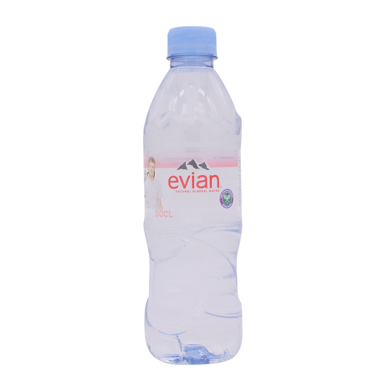 Evian Natural Still Water 500Ml - Longdan Offical Online Store - UK Cash & Carry