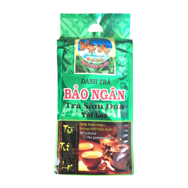 Green Tea With Pandan Leaf Flavour 350g - Longdan Online Supermarket
