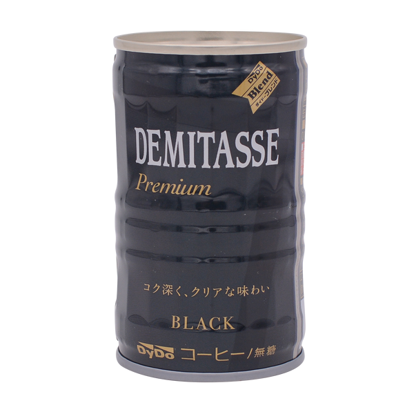 Dydo Blend Demitasse Black Coffee 150g - Longdan Online Supermarket