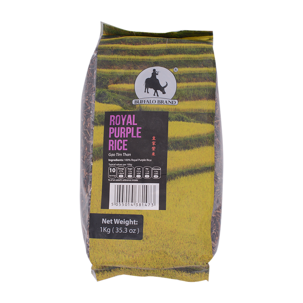 Longdan Royal Purple Rice 1KG (Gao Luc Tim Than) - Longdan Online Supermarket