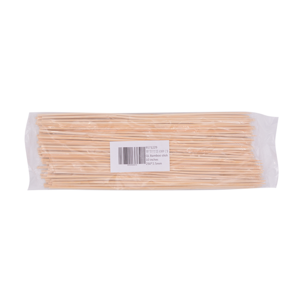 Bamboo Skewer 10 Inch - Longdan Offical Online Store - UK Cash & Carry