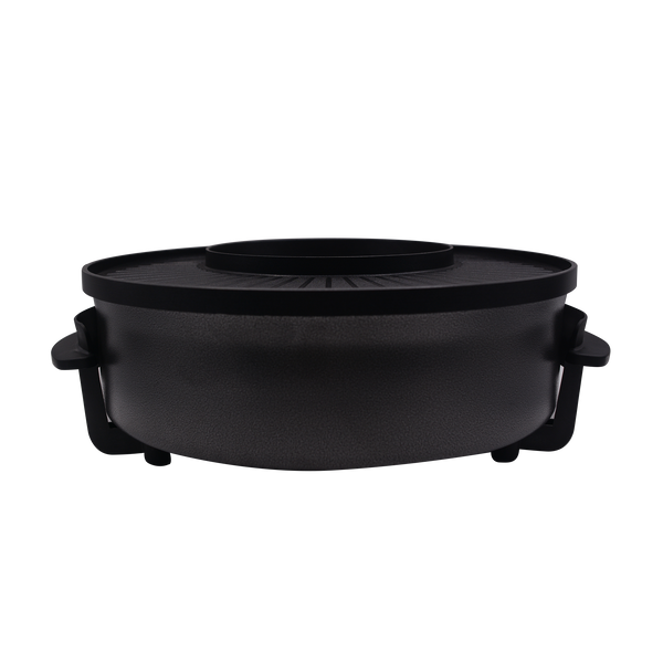 Electric Hot Pot And Grill (EPP-34) - Longdan Online Supermarket