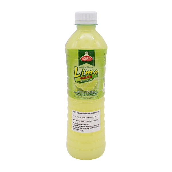 Madame Wong Thai Lime Juice 600ml - Longdan Offical Online Store - UK Cash & Carry
