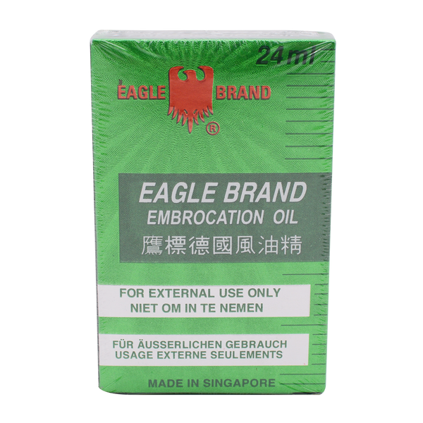 Eagle Brand Medicated Oil 24ml - Longdan Offical Online Store - UK Cash & Carry
