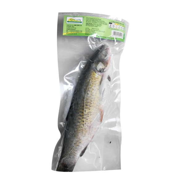 Kimson Whole Cleaned Grass Carp (Dace Fish) (Frozen) - Longdan Online Supermarket