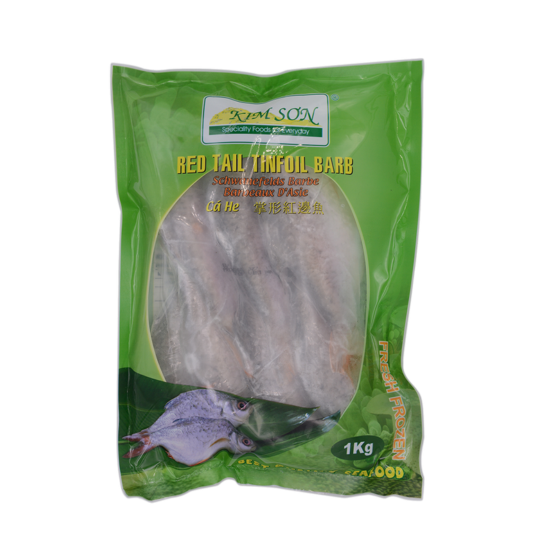 Kim Son Whole Cleaned Red Tail Tinfoil Barb 1kg - Longdan Official Online Store