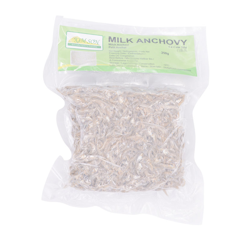 Kim Son Milk Anchovy 250g - Longdan Official Online Store
