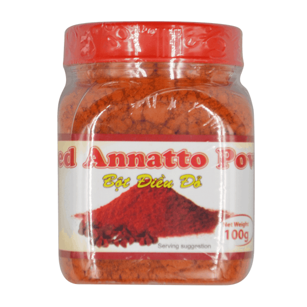 Longdan Red Annatto Powder 100g - Longdan Online Supermarket