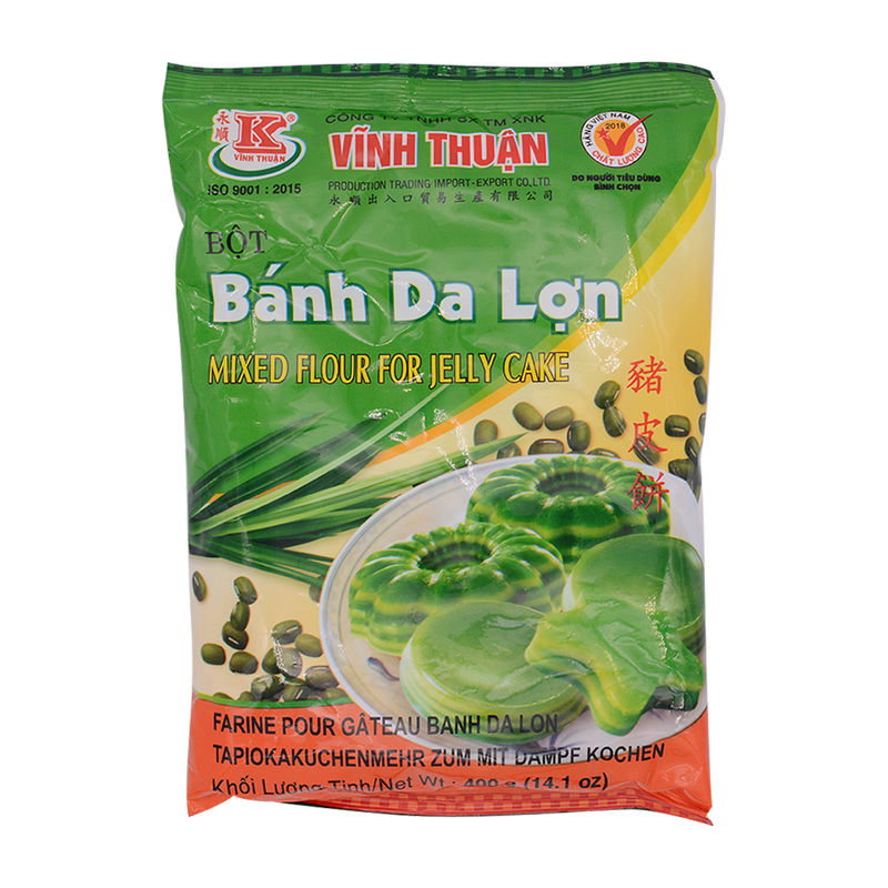 Vinh Thuan Cake Meal Da Lon 400g - Longdan Offical Online Store - UK Cash & Carry