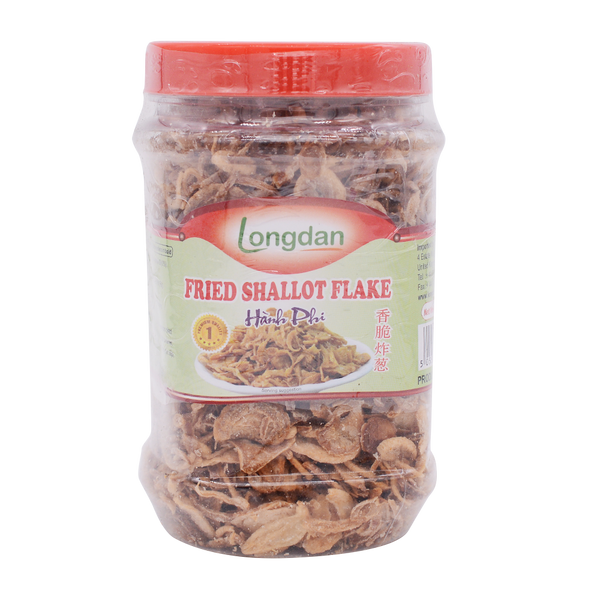 Longdan Fried Shallot Flake 100g - Longdan Offical Online Store - UK Cash & Carry