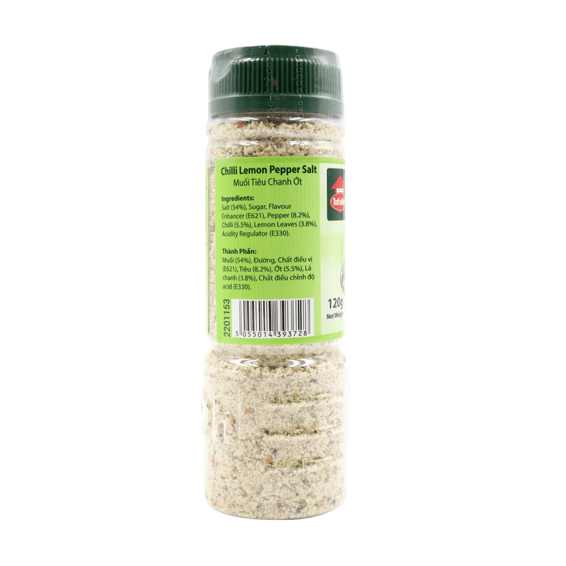 Tofuhat Lemon Pepper Salt 120g