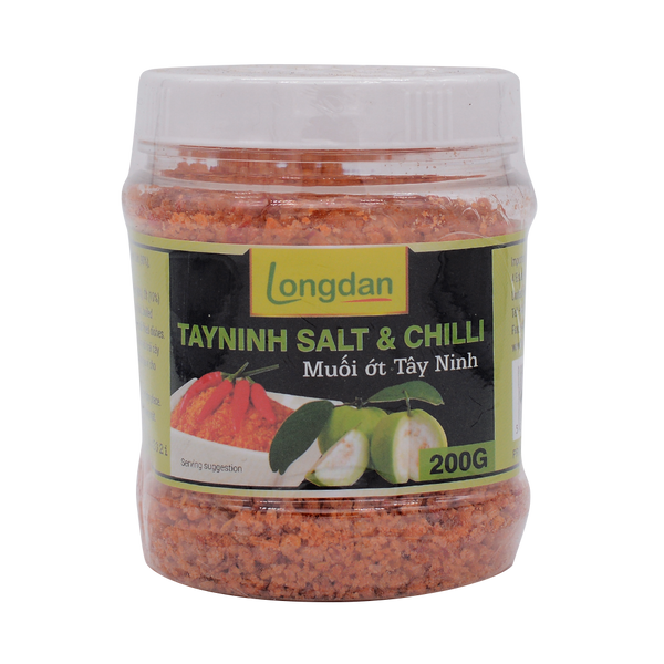 LD Tayninh Salt & Chilli 200g - Longdan Offical Online Store - UK Cash & Carry