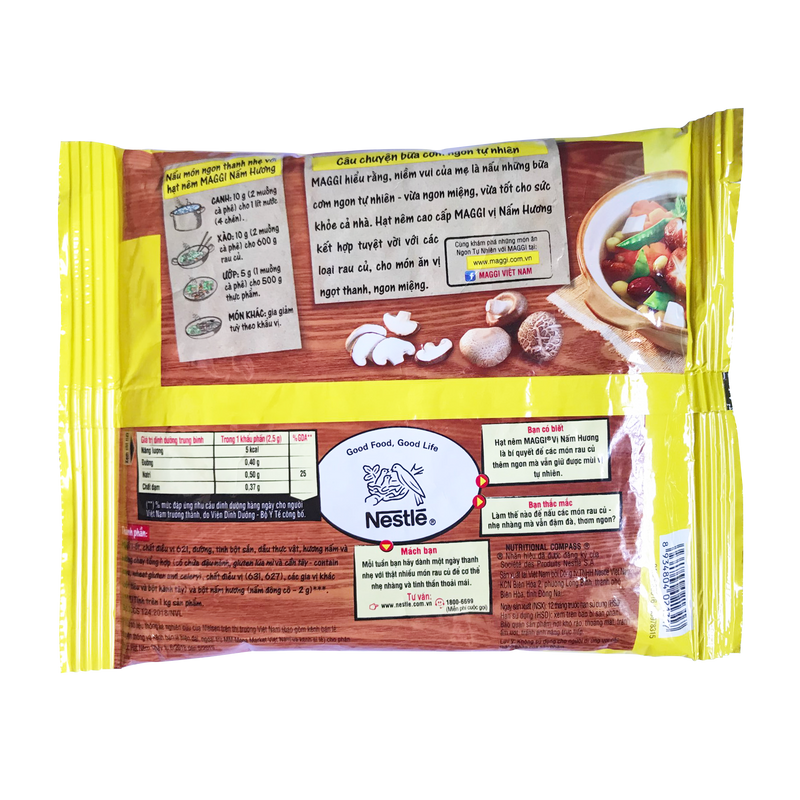 Maggi Chinese Mushroom Flavouring Powder 200g - Longdan Offical Online Store - UK Cash & Carry