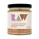 RAW ORG Whole Almond Butter (No Palm Oil) 170g - Longdan Online Supermarket
