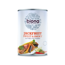 BIONA Organic Sweet & Smoky Jackfruit in Can 400g - Longdan Online Supermarket