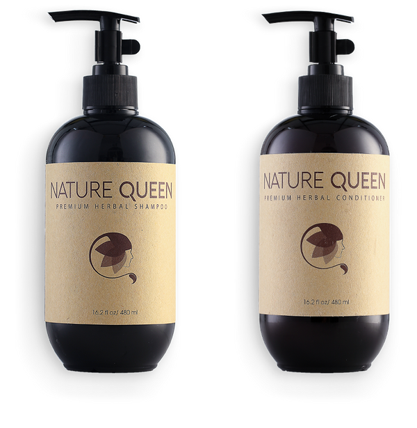 Nature Queen Shampoo And Conditioner 480ml - Longdan Offical Online Store - UK Cash & Carry