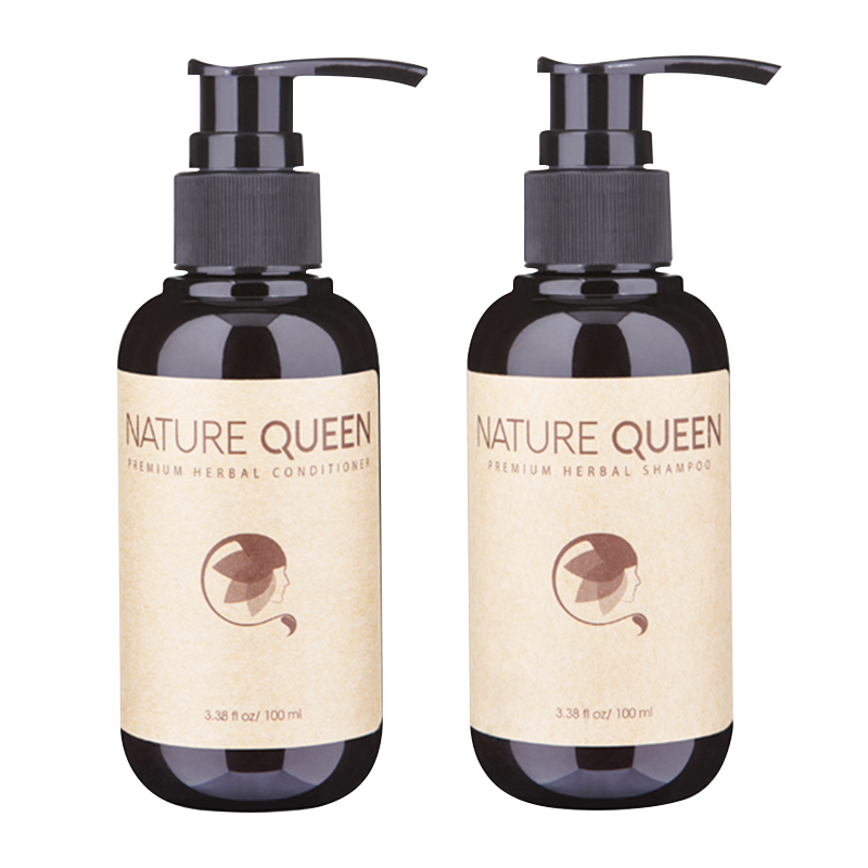 Nature Queen Shampoo And Conditioner 100ml - Longdan Offical Online Store - UK Cash & Carry
