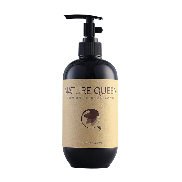 Nature Queen Shampoo 480ml - Longdan Online Supermarket