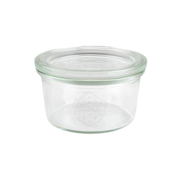 WECK Mold Jar 165ml (Round Rim: 80mm) - Longdan Online Supermarket