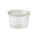 WECK Mold Jar 200ml (Round Rim: 80mm)