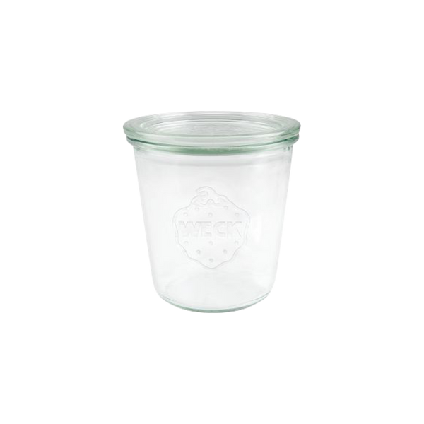 WECK Mold Jar 290ml (Round Rim: 80mm) - Longdan Online Supermarket