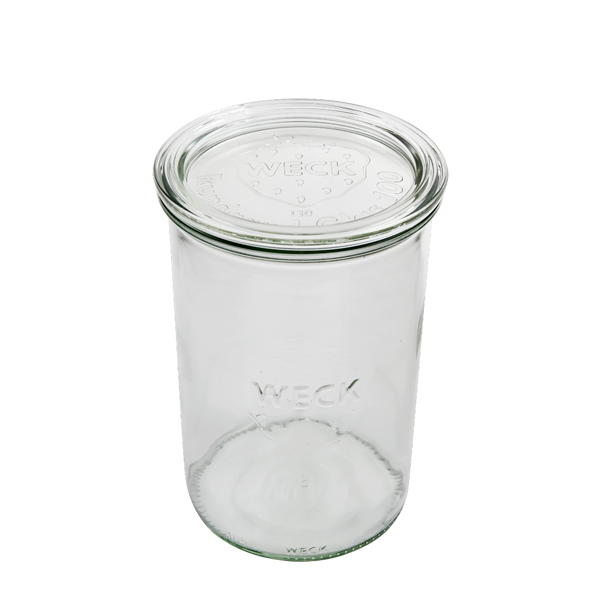 WECK Mold Jar 1050ml (Round Rim: 100mm) - Longdan Online Supermarket