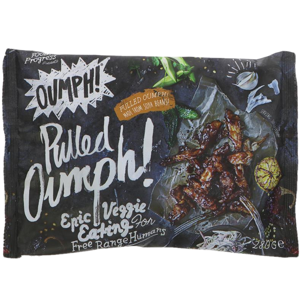 Oumph! Pulled Pork Style - 280g (Frozen)