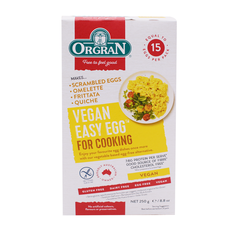 Orgran Vegan Easy Egg 250g - Longdan Offical Online Store - UK Cash & Carry