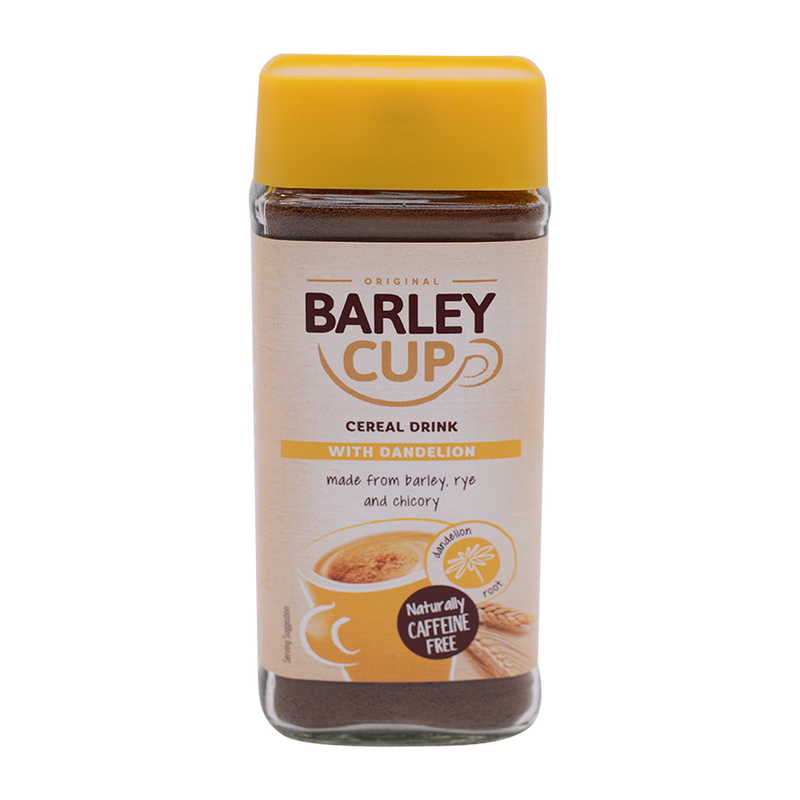BARLEYCUP With Dandelion 100g - Longdan Offical Online Store - UK Cash & Carry