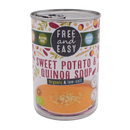 Free and Easy Organic Sweet Potato & Quinoa 400g - Longdan Online Supermarket